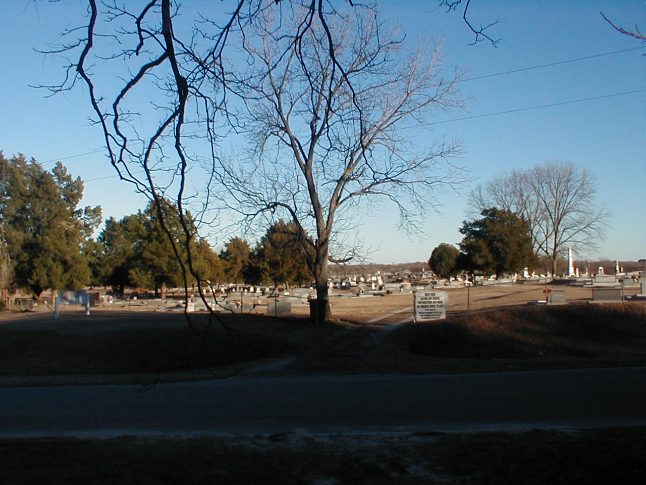 Hopewell Community Cemetery