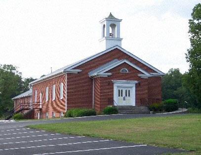 Maple Grove Missionary Baptist Church Cemetery