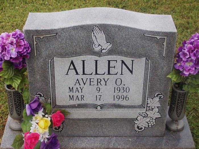 Avery Oakley Allen