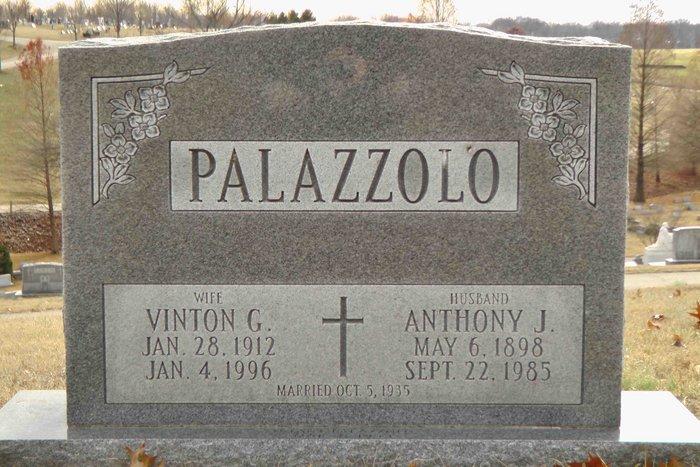 Anthony Joseph Pop Palazzolo