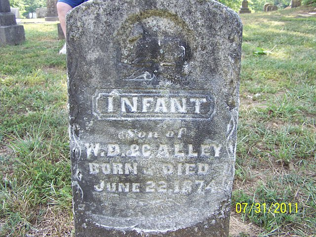 Infant Son Alley