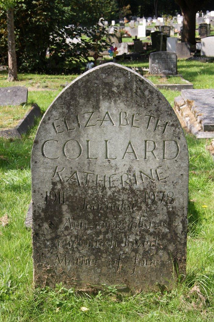 Elizabeth Katherine Collard