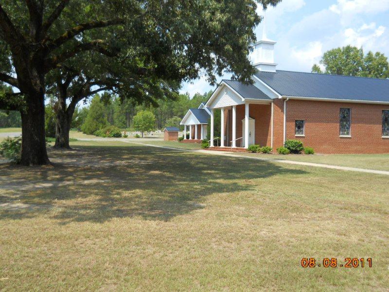 Cedar Valley Baptist Cemetery