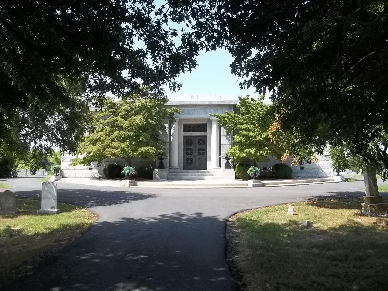 Boonsboro Cemetery