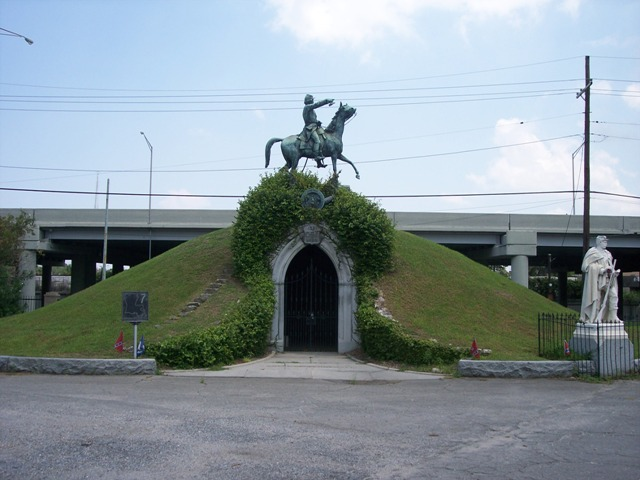 Army Of Tennessee Tomb