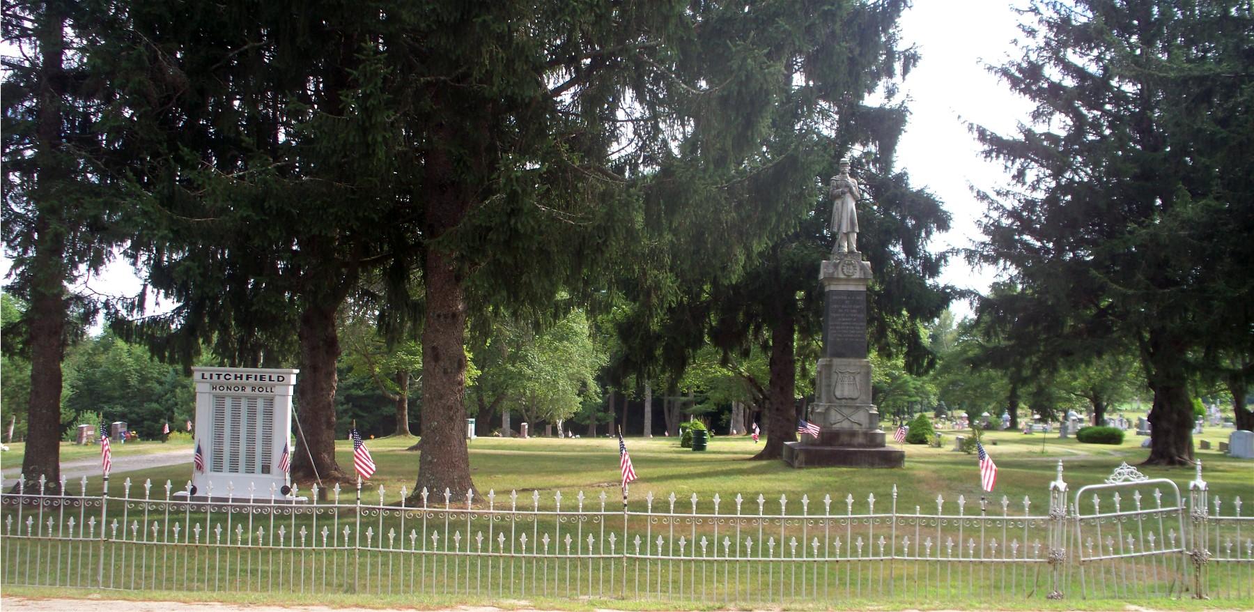 Litchfield Plains Cemetery