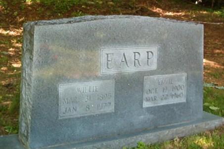 Willie George Earp