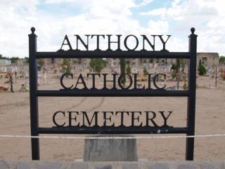 Anthony Catholic Cemetery
