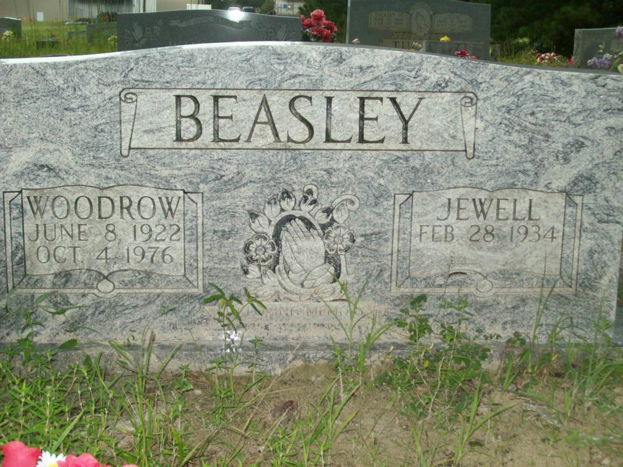 Jewell Dean <i>Ingram</i> Beasley