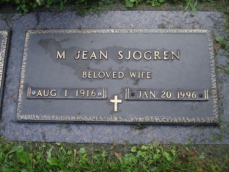 M. Jean Sjogren