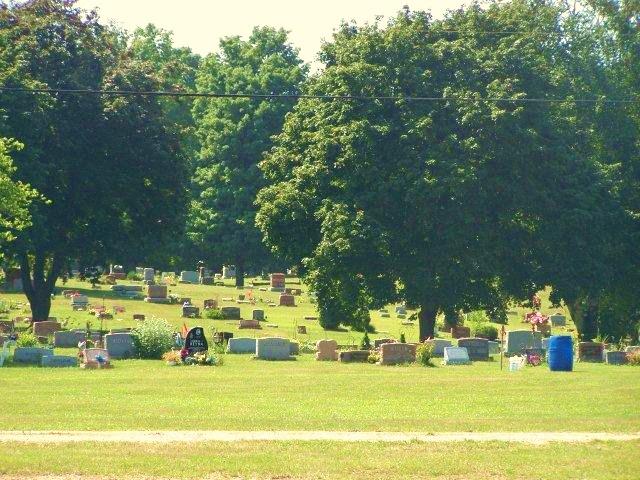 Hill Cemetery
