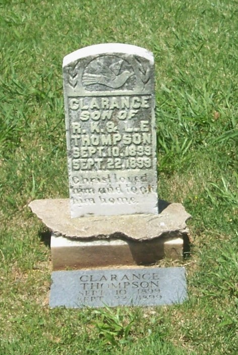 Clarence Thompson