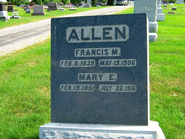 Francis M Allen