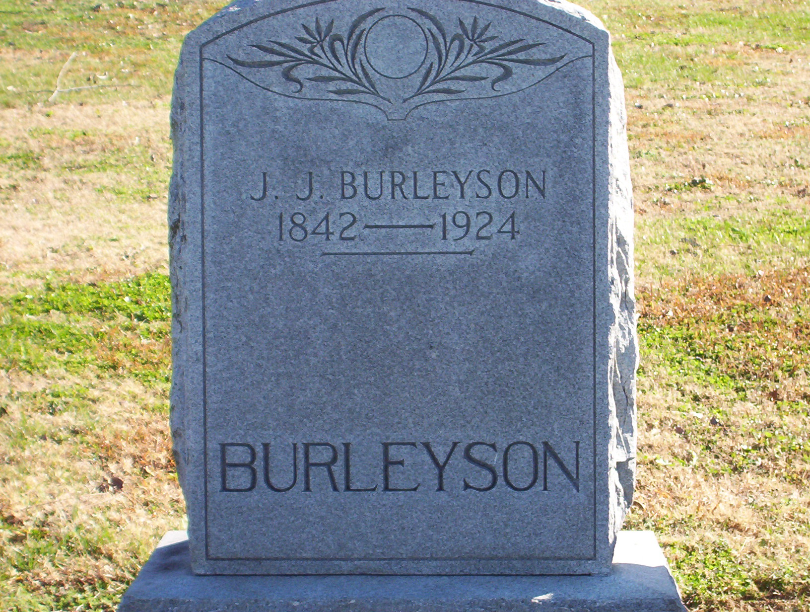 Jasper Jonathan Burleyson