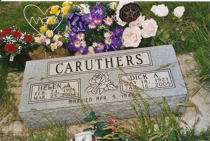 Helen <i>Ewing</i> Caruthers