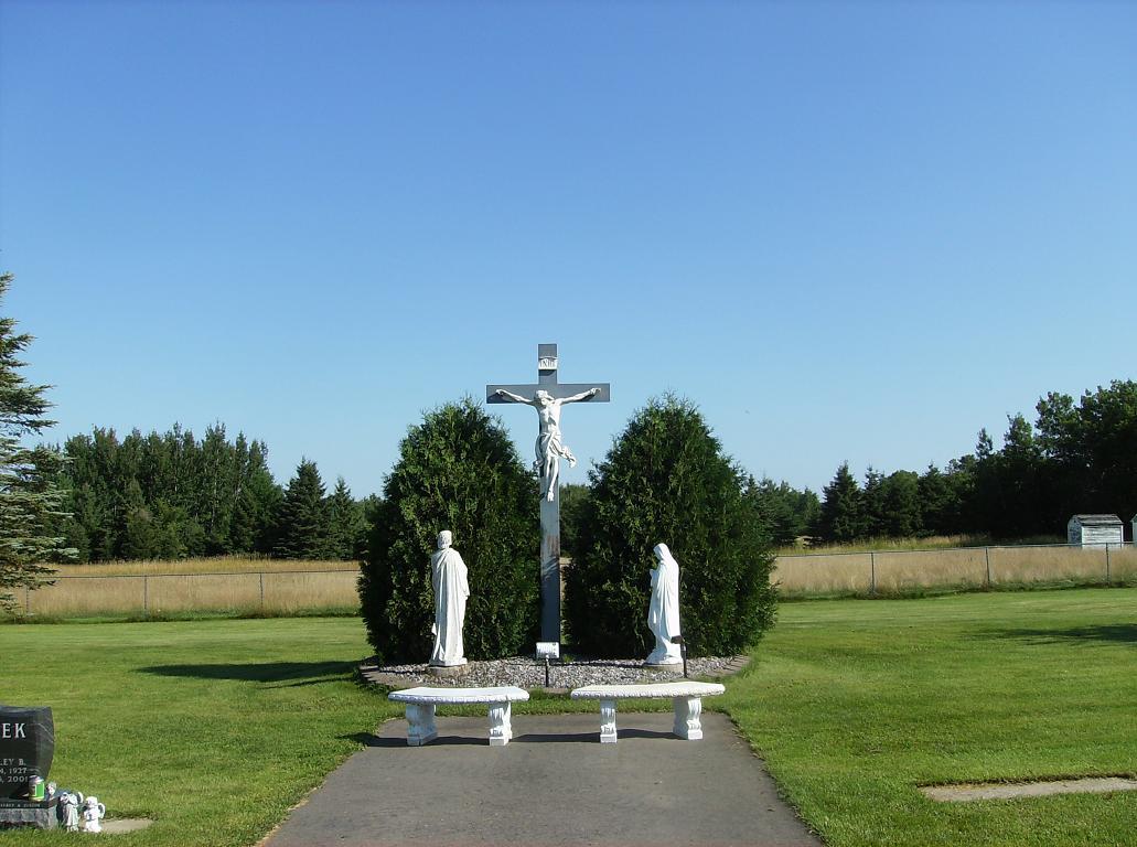 Holy Cross Church Cemetery