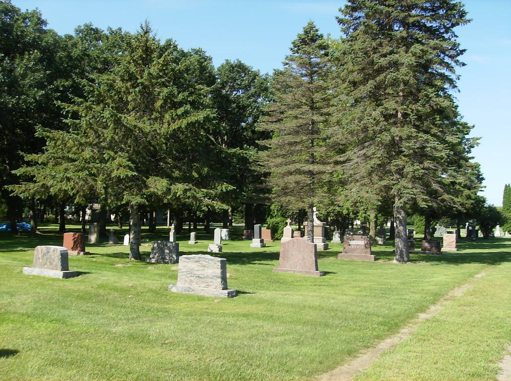 Holy Family Church Cemetery