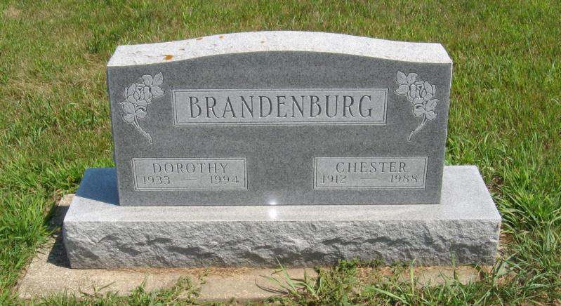 Dorothy <i>Mathiesen</i> Brandenburg