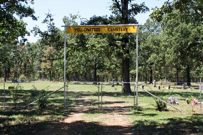 Yellow Tree Cemetery