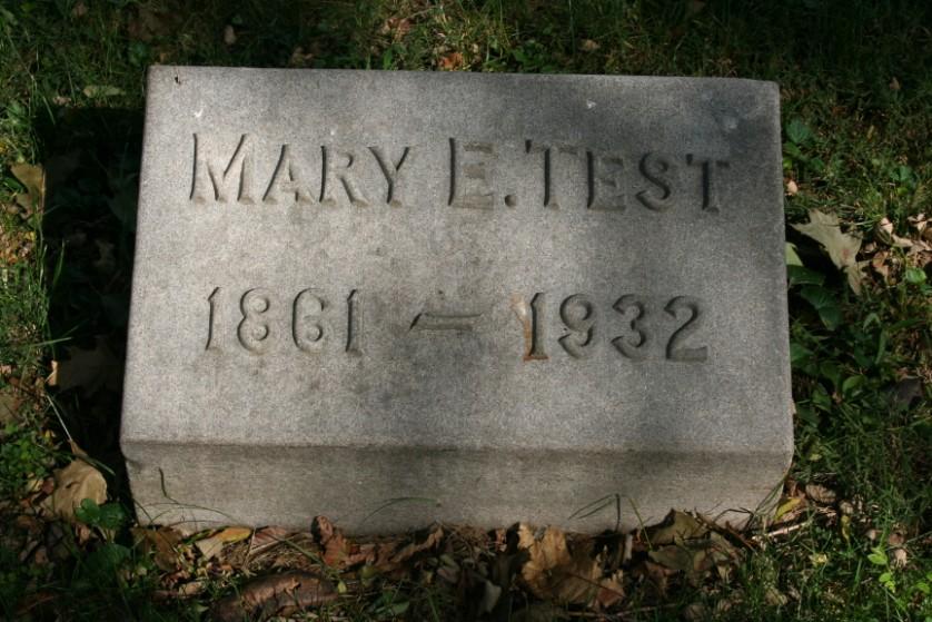 Mary E. Test