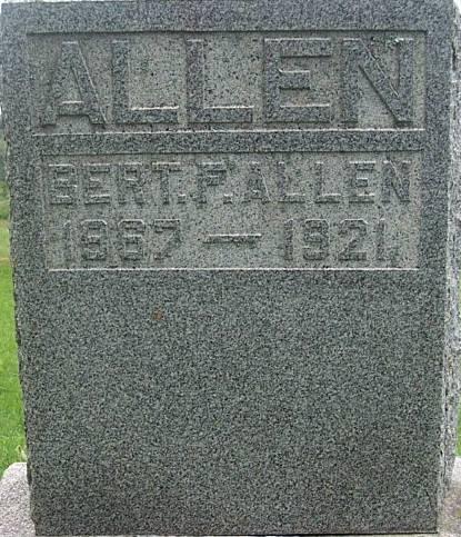 Burt F. Allen