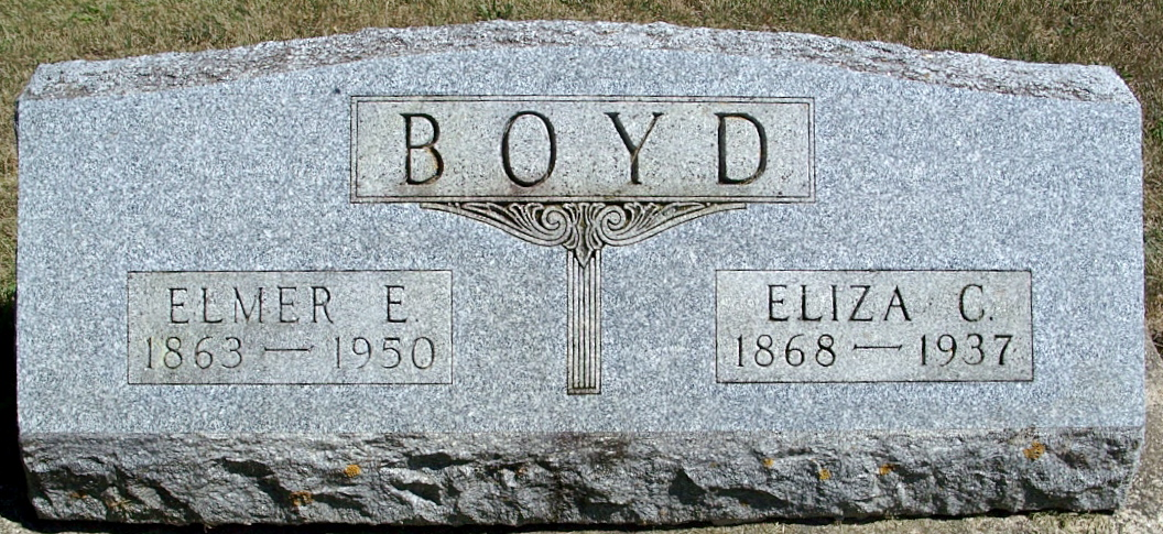 Elmer Ellsworth Boyd
