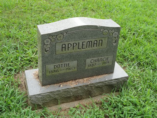 Dottie Mae <i>Beery</i> Appleman