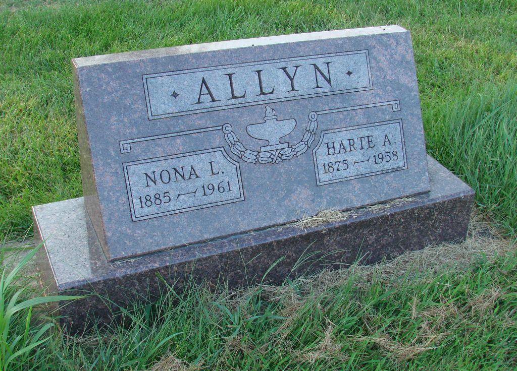 Winona Leona <i>Lane</i> Allyn