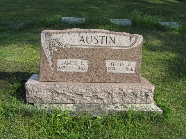 James Curtis Austin