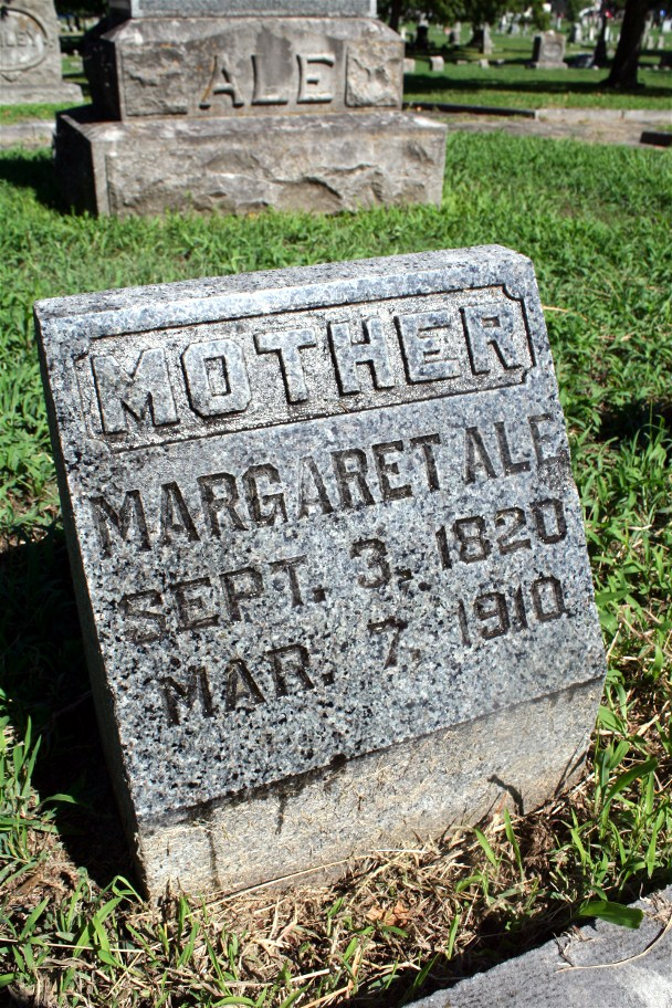 Margaret <i>Dilldine</i> Ale