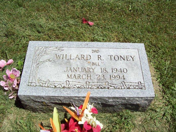 Willard R. Bill Toney