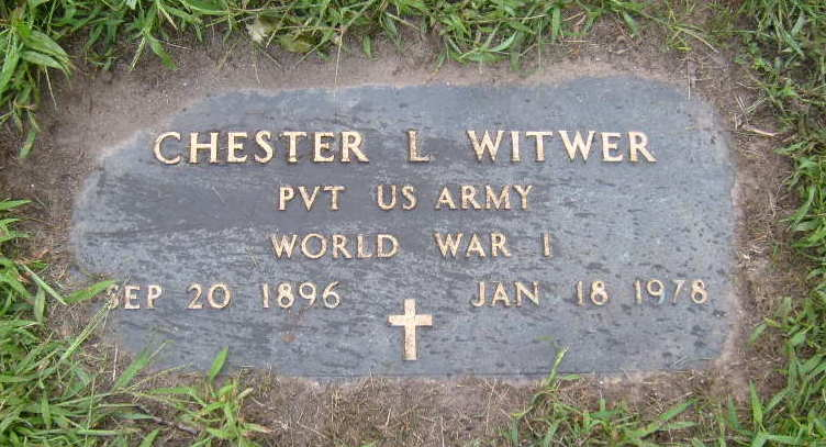 Chester Lee Witwer