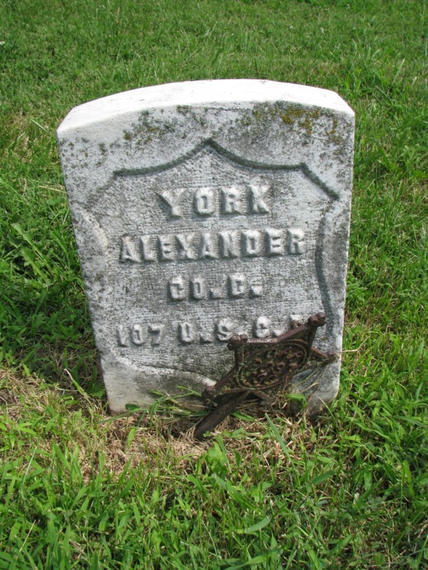 York Alexander