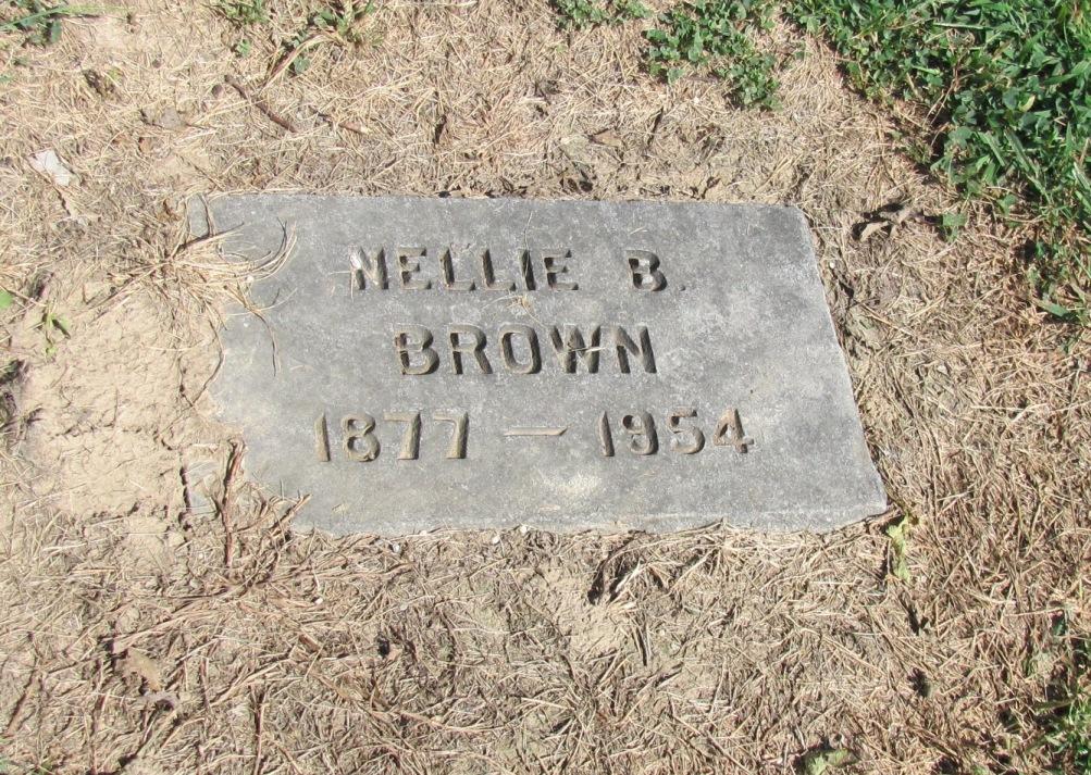 Nellie B <i>Keyworth</i> Brown
