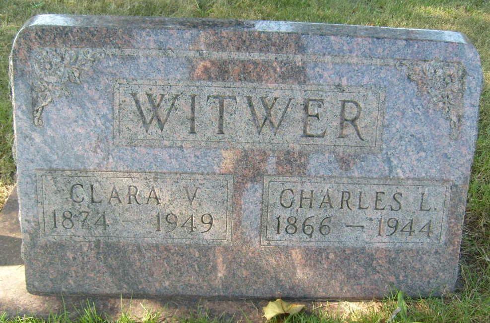 Clara Vienna <i>McDaniel</i> Witwer