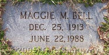 Maggie M. Bell