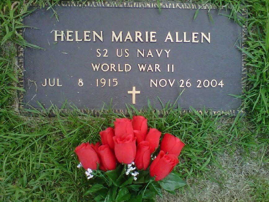 Helen Marie Allen