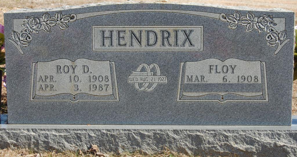 Roy David Hendrix