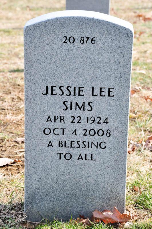 Jessie L. Sims