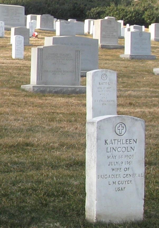 Kathleen <i>Lincoln</i> Guyer