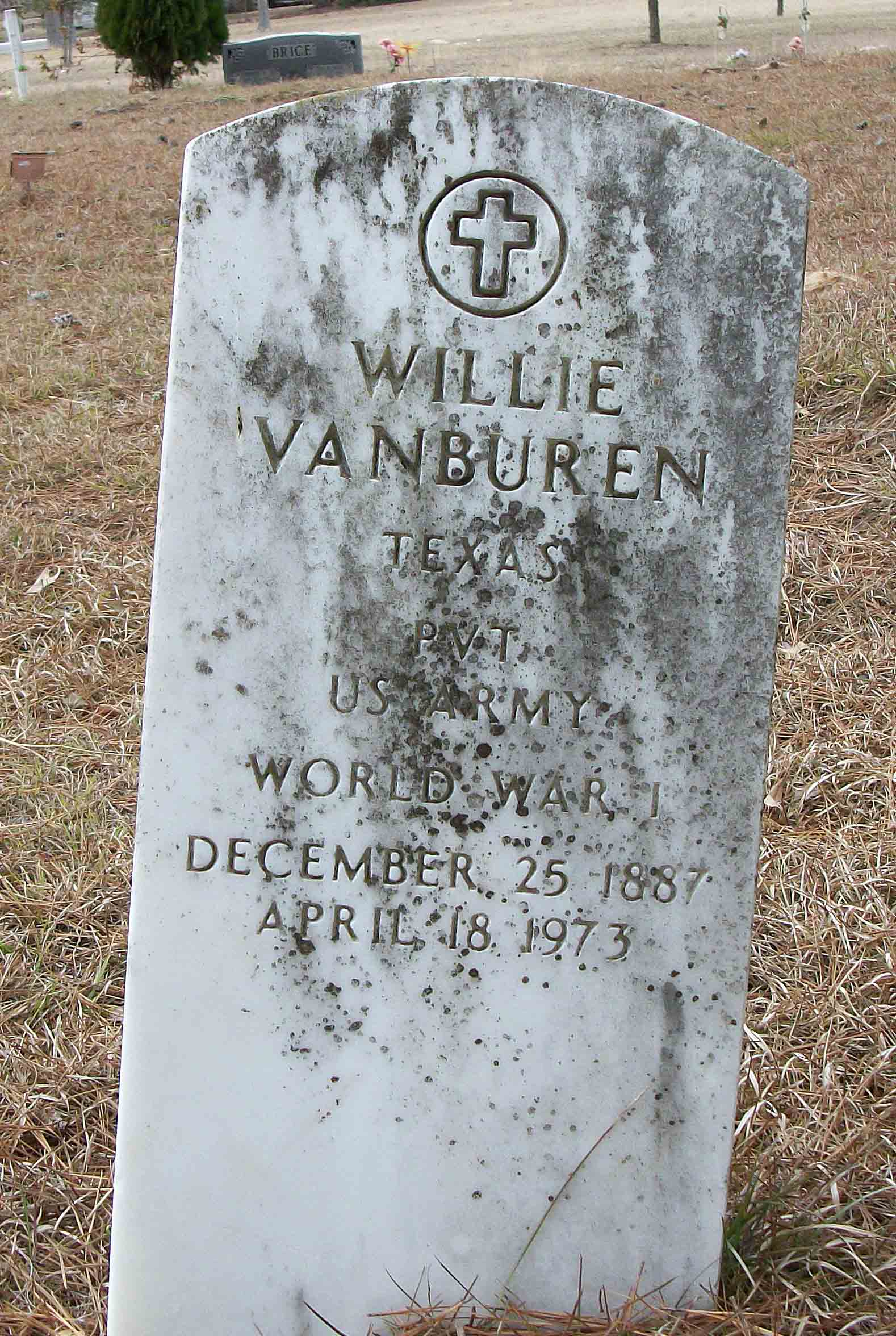 Willie Van Buren