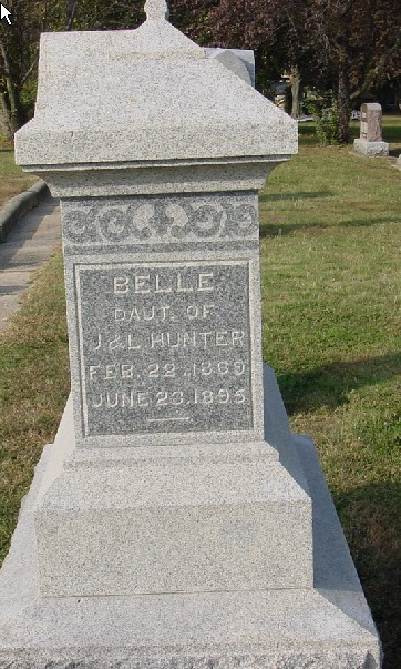 Martha Belle Belle Hunter
