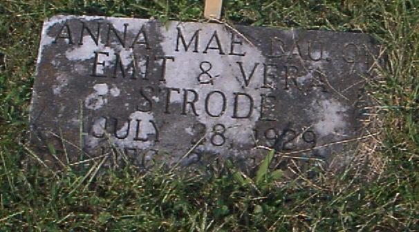 Anna Mae Strode
