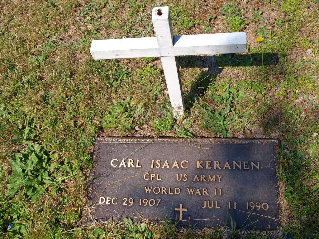 Carl Isaac Keranen