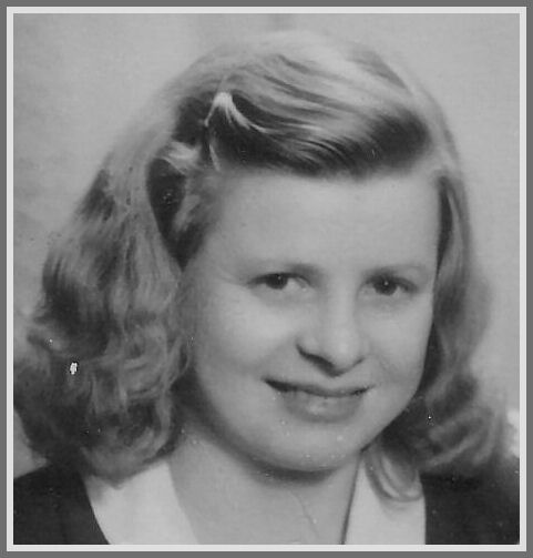 Lieselotte Lotti <i>Harborth</i> Meschke