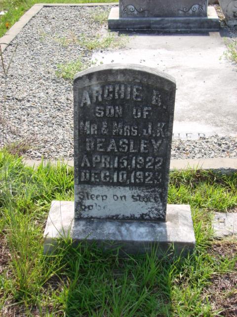 Archie B Beasley