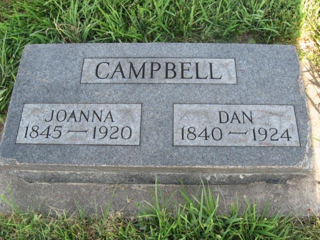 Daniel Dan Campbell, Sr