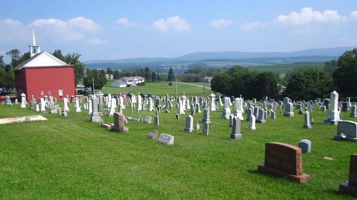 Saint Pauls UCC Cemetery
