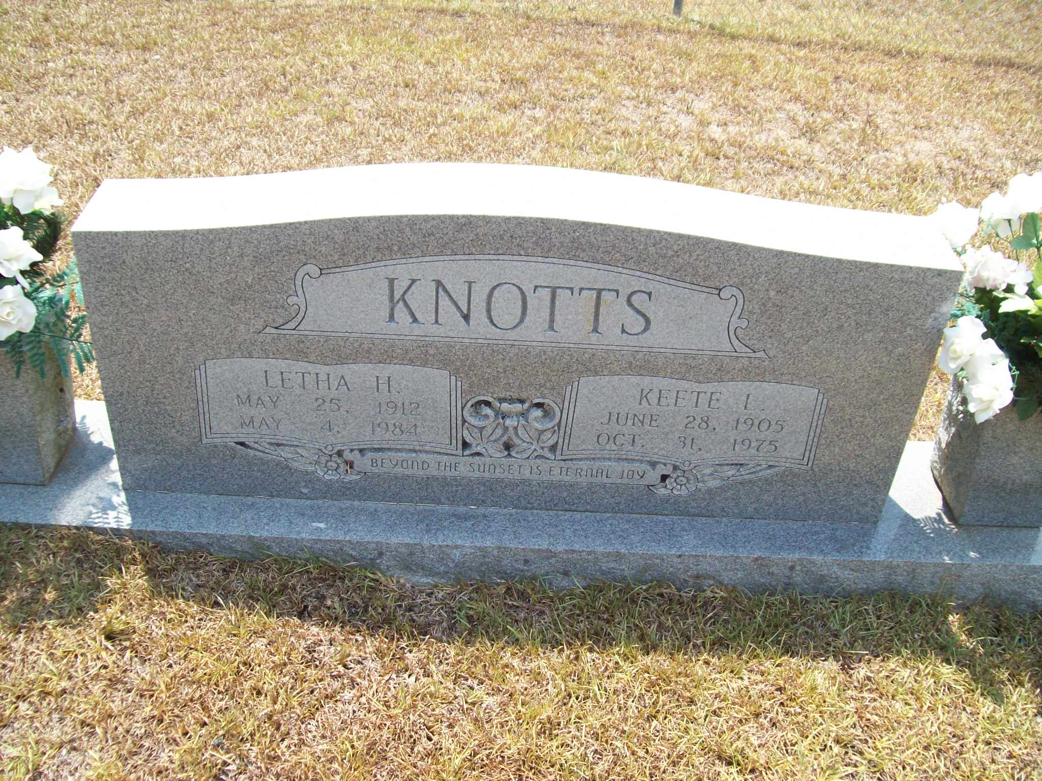 Keete Lloyd Knotts, Sr