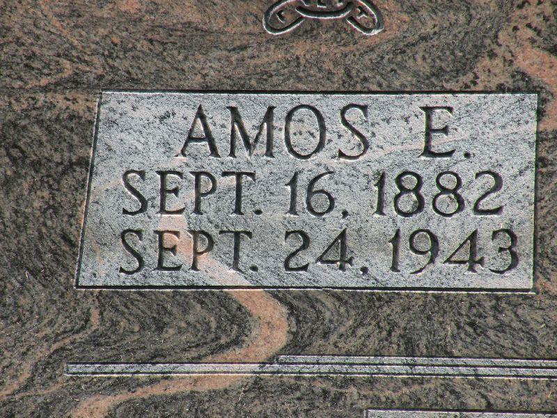Amos E Albritton